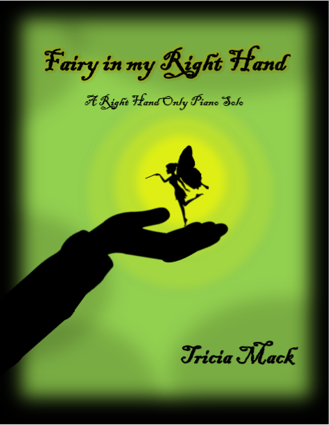 Fairy in my Right Hand Cover
